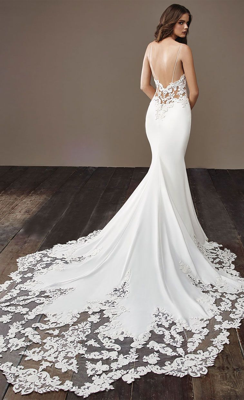 Badgley Mischka Wedding Dress 2018 - Fabmood | Wedding Colors ...