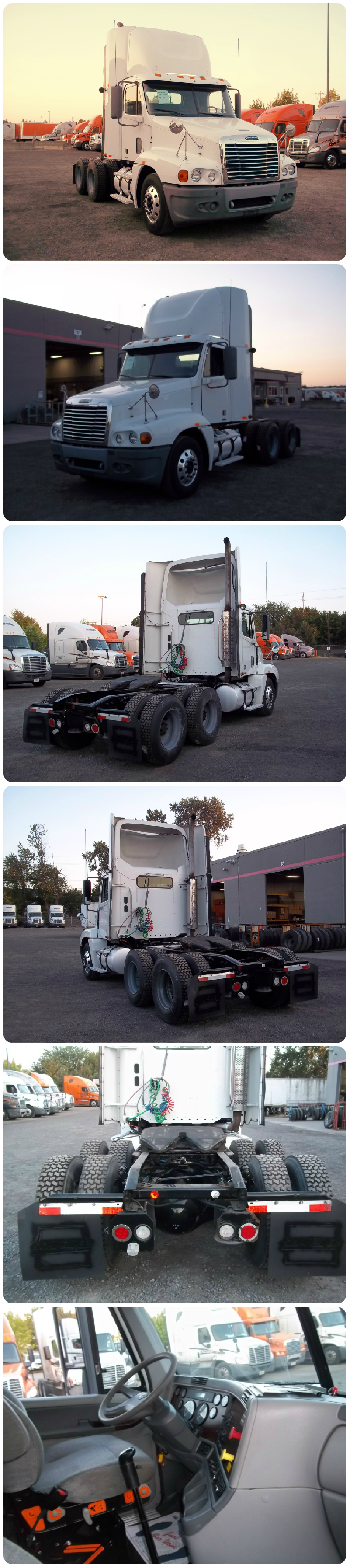 Clearance Sale 07 Freightliner C120 Day Cab W 457k Miles Was 33 100 Now 28 135 Save 4 965 Http Freightliner Used Trucks Used Trailers For Sale