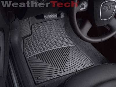 Weathertech All Weather Floor Mats Audi A4 S4 Rs4 2009 2014