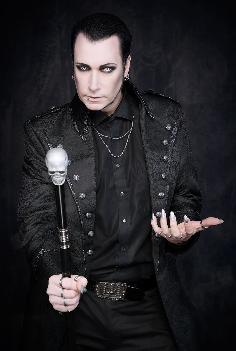 Chris Pohl  Blutengel  Musica Wolf Favoritos