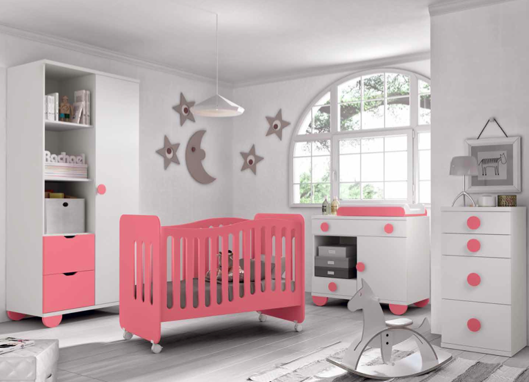 Dormitorio infantil 3. 1.672,00 XAF Dormitorio infantil con cuna ...