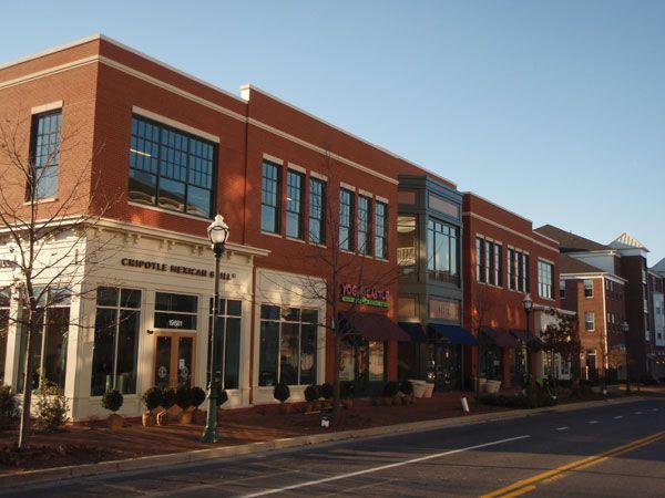 Retail shopping center google search retail exterior for Retail exterior design