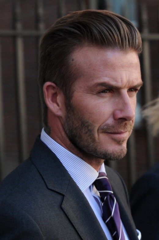 The Quiff Hairstyle David Beckham Fashion Pinterest Quiff - Quiff hairstyle david beckham