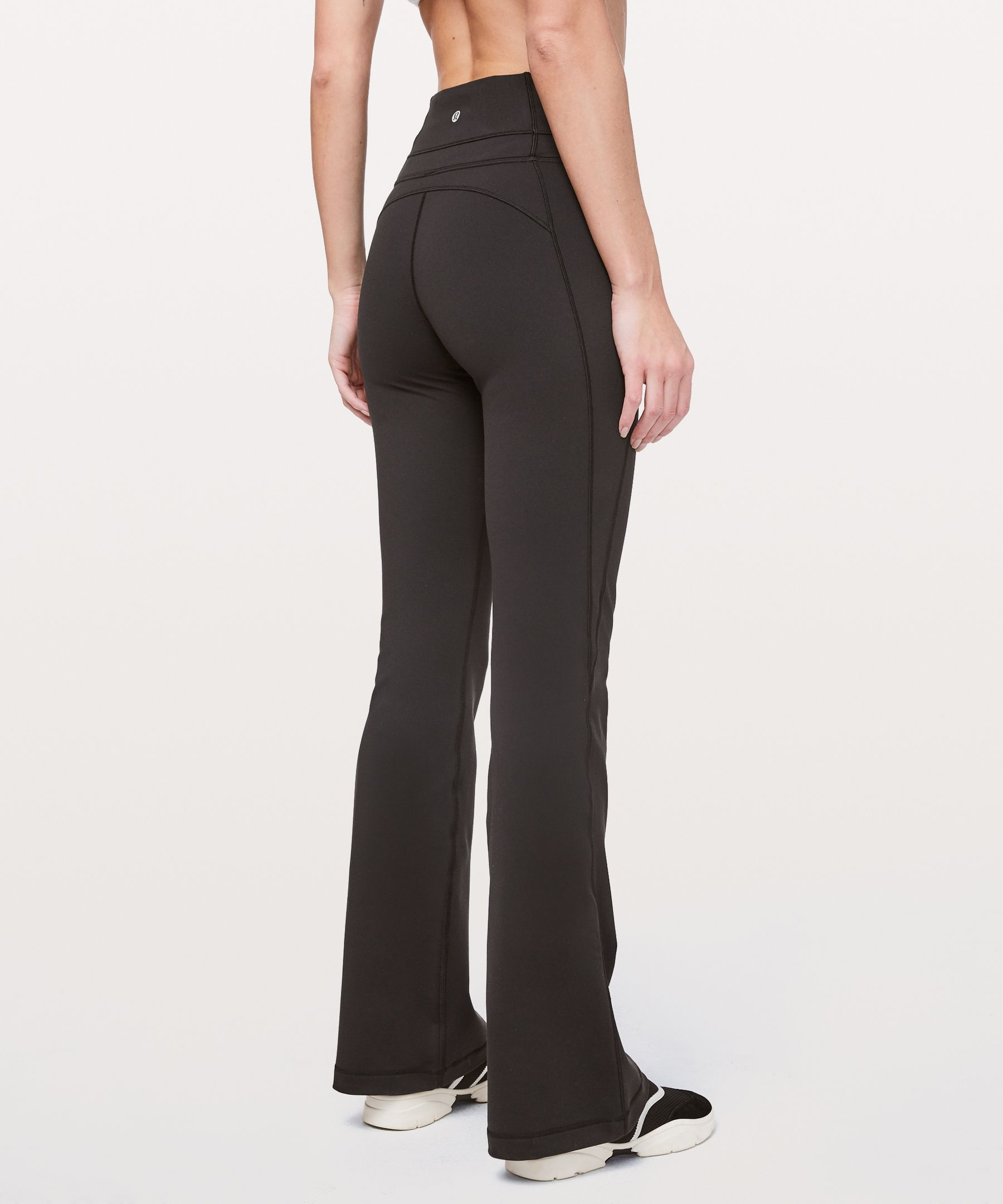 low cost big selection high quality guarantee lululemon Women's Groove Pant Flare Online Only 32