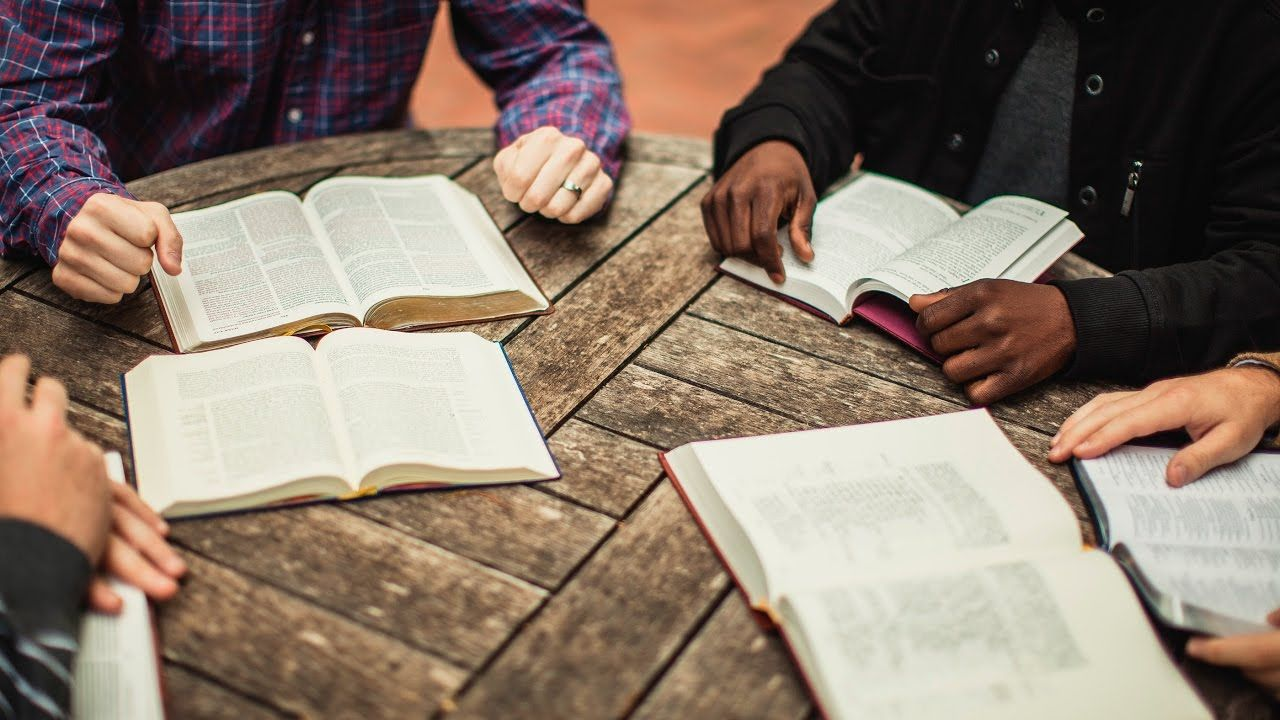 Teaching on Small Groups, Bible Studies and House Church | Bible study group,  Bible study, Bible
