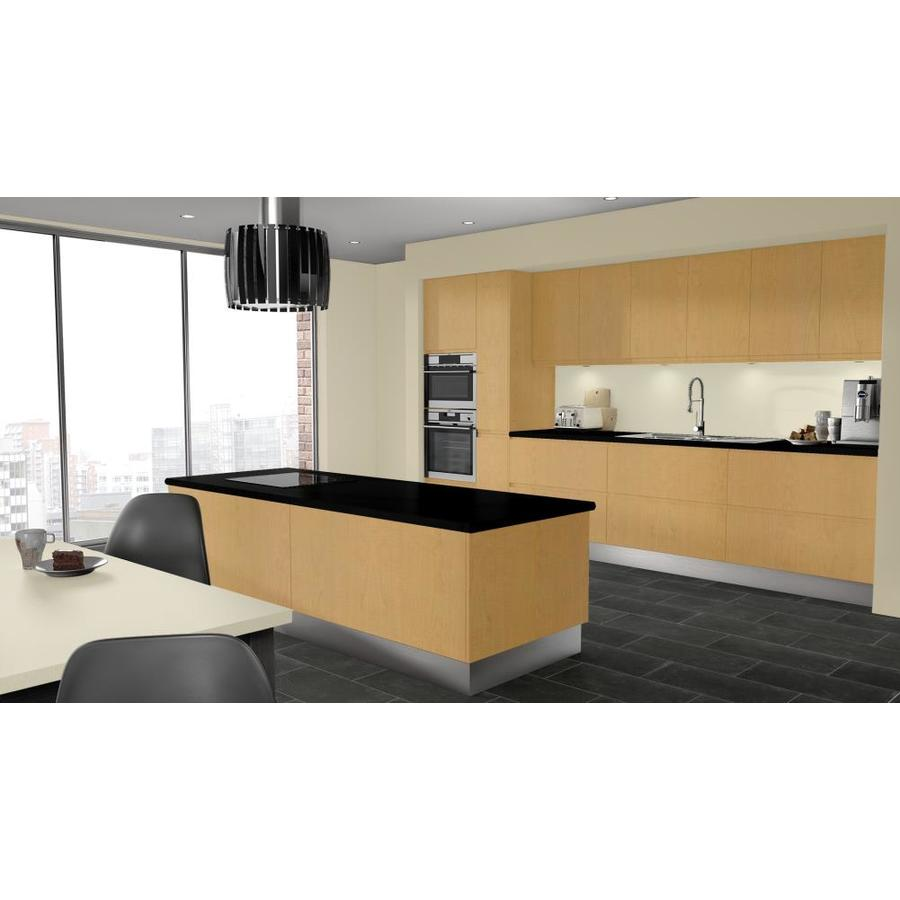 Wilsonart Standard 36 In X 96 In Black Laminate Kitchen Countertop Sheet At Lowes Com Laminate Kitchen Countertops Laminate Countertops