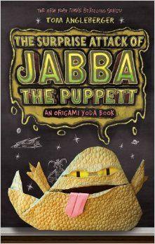 Dark Times Have Fallen On Mcquarrie Middle School Origami Yoda Book Origami Yoda Star Wars Origami
