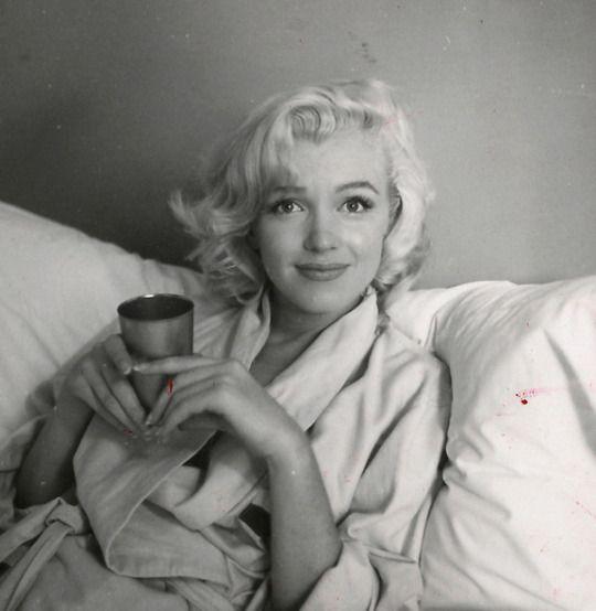 Marilyn, by Milton Greene, c.1953  via grapefruitmoongallery.com
