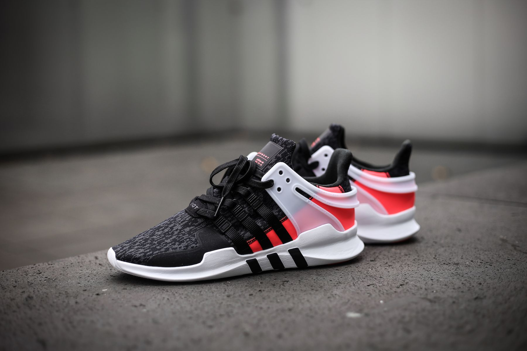 cbd9bf89c774 adidas Originals EQT Equipment Support ADV Turbo Red