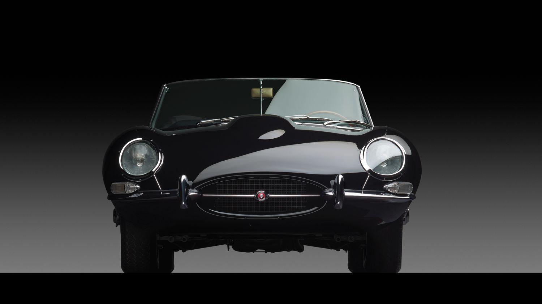 Series I Jaguar E Type Sets Auction Record At 467 500 Jaguar E