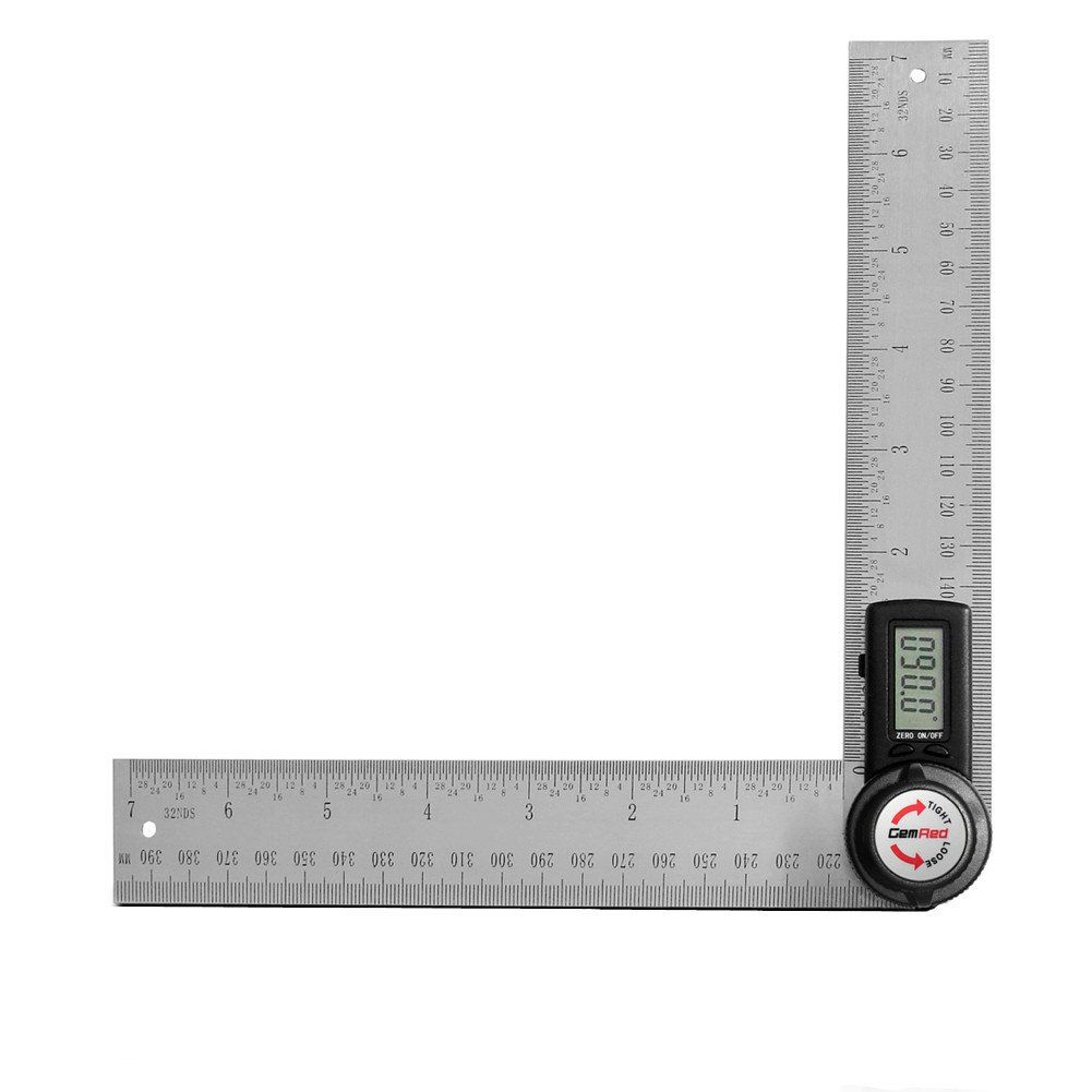 Gemred Digital Smart Tool Set Gr902angle Finder Caliper Set902 Discover More By Going To The Picture Web Link With Images Protractor Angle Finders Stainless Steel Angle