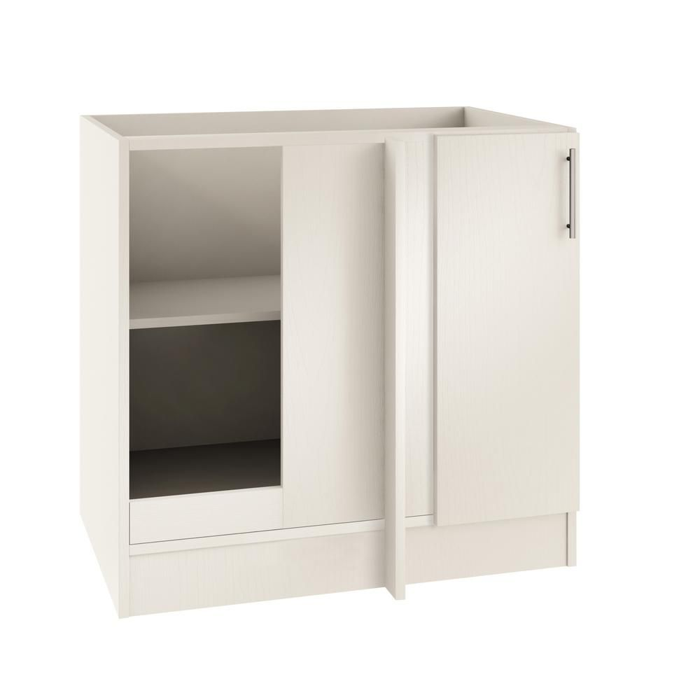 Weatherstrong Assembled 39x34 5x24 In Miami Island Blind Outdoor Kitchen Base Corner Cabinet W Full Height Doors Left In Rustic Gray Kitchen Base Cabinets Base Cabinets Palm Beach Island