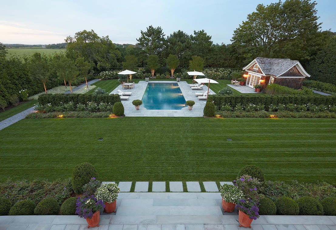Edmund hollander landscape architects award winning for Award winning landscape architects