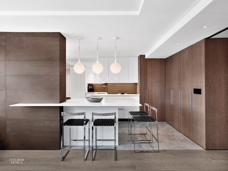 hariri hariri architecture helps an nyc couple downsize with style