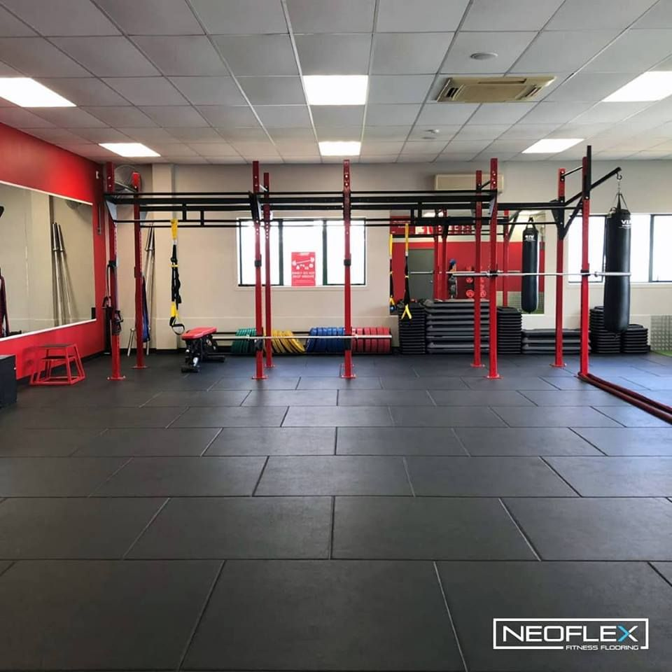 Neoflex Premium Gym Tiles