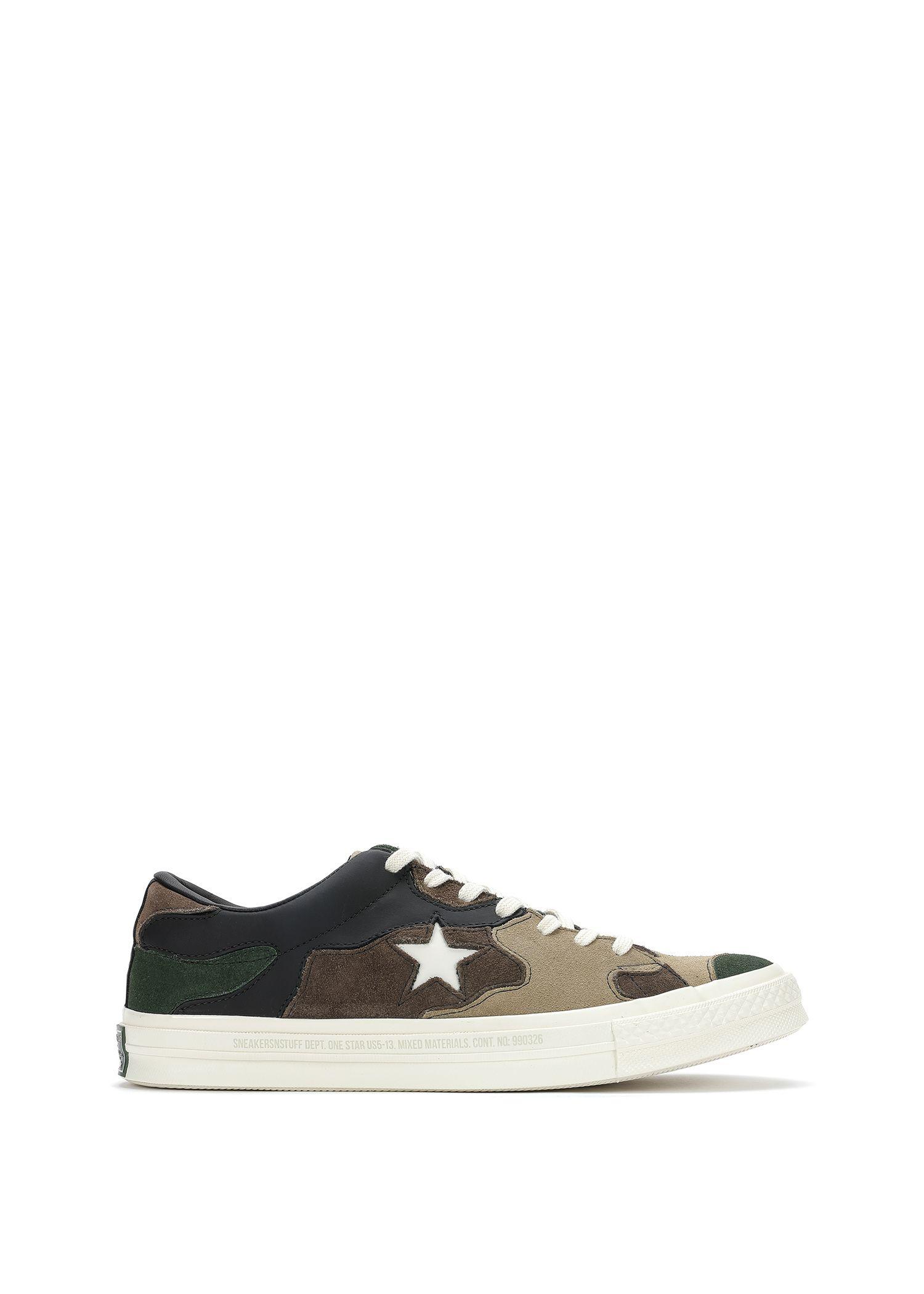 97fe664b037b CONVERSE CONVERSE X SNS ONE STAR OX.  converse  shoes
