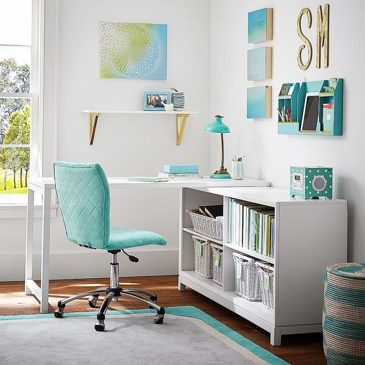 Rowan Classic Corner Desk