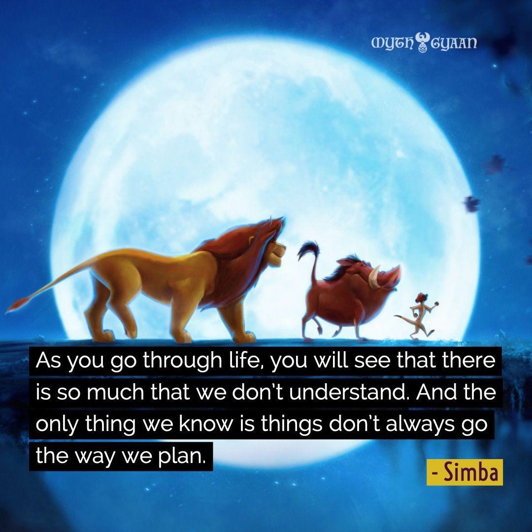 Lion King Quotes Lion King Quotes King Quotes Inspirational Quotes Disney