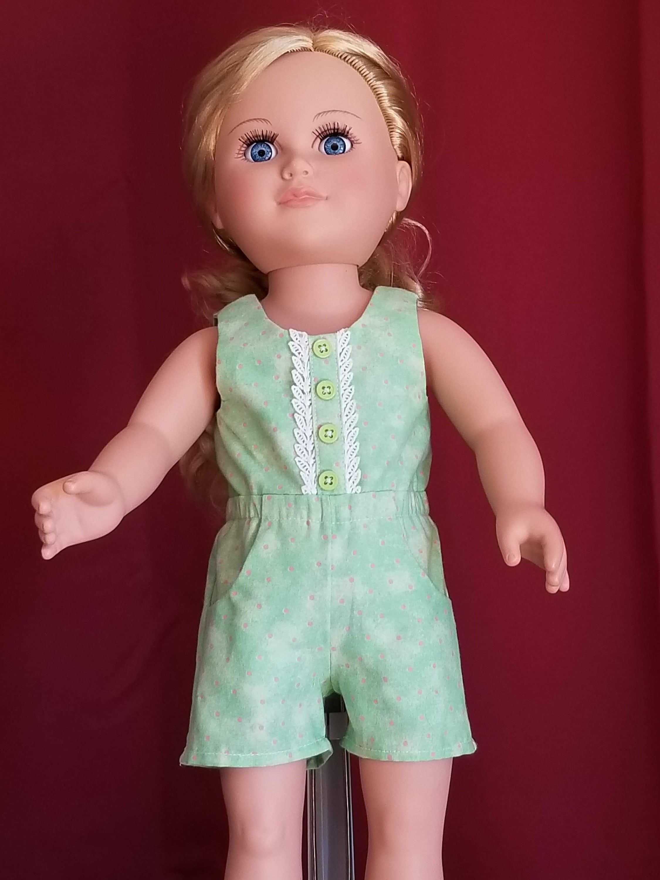 """Fits 18/"""" and A.G see variations Doll Doll Clothes-Tank Tops in Various Colors"""