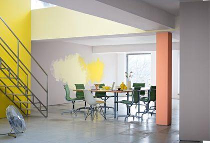 peinture salon 30 couleurs tendance pour repeindre le salon - Couleur Tendance Salle A Manger