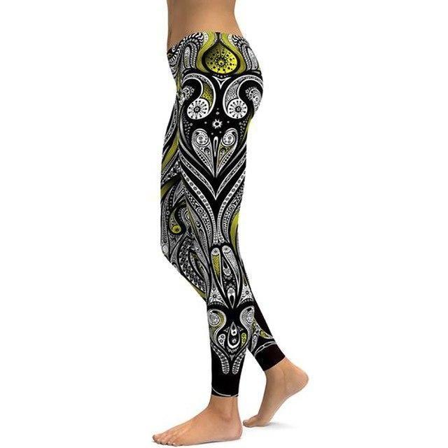 #Black #Elastic #fitness #Gym #Leggings #pants #Push Yoga Pants