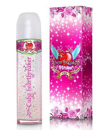 Cuba Strass Heartbreaker Eau De Parfum Women Zulily Perfume Paris Perfume Eau De Parfum