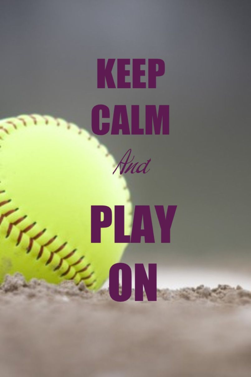 806x1209 Softball Wallpaper For Iphone Jidiwallpaper Com Softball Quotes Softball Softball Backgrounds