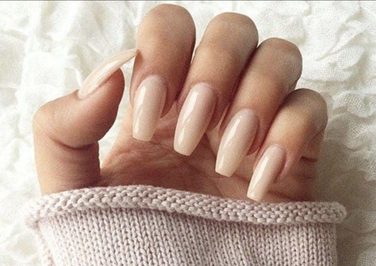 Fall Nail Trends | Nail trends, Ballerina nails and Nail bling