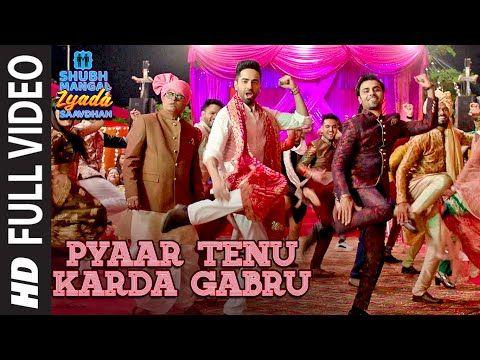 Pyaar Tenu Karda Gabru Lyrics 2020 In 2020 Lyrics Movie Posters Movies