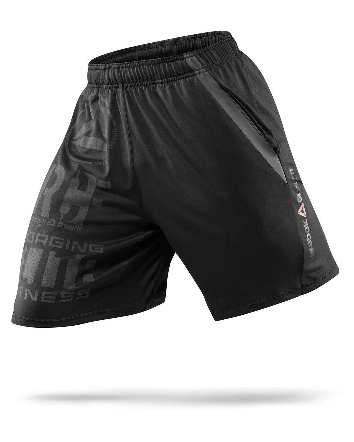 CrossFit HQ Store- Forging Elite Fitness Knit Short - Pants \ Shorts