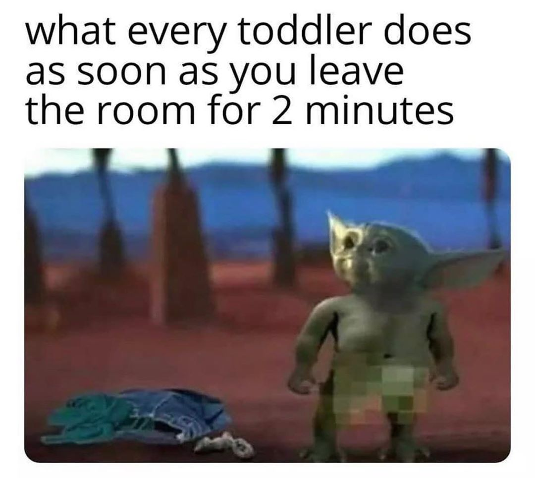 Baby Yoda On Instagram Follow Baby Yoda For President To See More Content Like This Let Me Know What You Thi Funny Babies Yoda Meme Relatable Meme