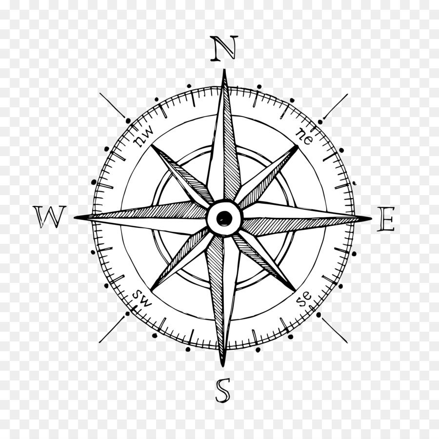 Izobrazhenie Kompasa Kompas Klipart Kompas Vektornyj Kompas Png I Vektor Png Dlya Besplatnoj Zagruzki Compass Vector Compass Icon Compass Picture