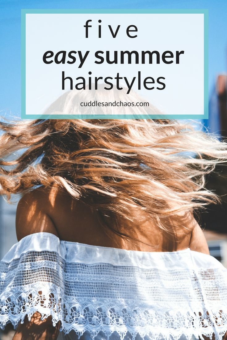 easy summer hairstyles easy summer hairstyles and hair makeup