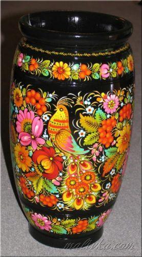 f0ef5cbb909 Петриковская    ваза