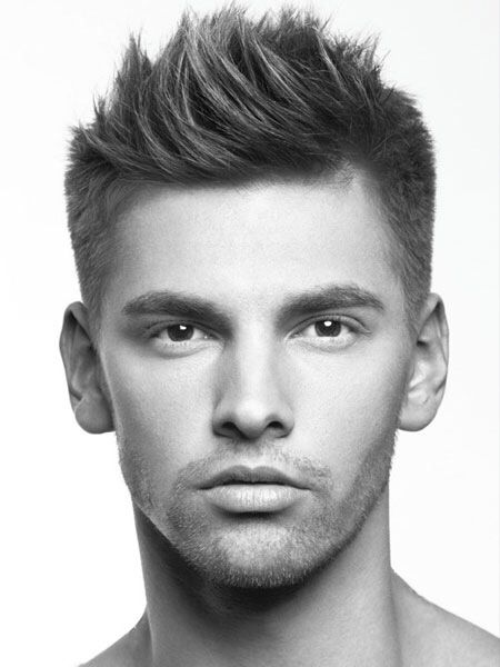Short Sides Little Longer Top Mens Hairstyles Short Haircuts For Men Mens Hairstyles