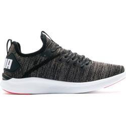 Photo of Puma Ignite Flash Evoknit, chaussures de fitness femme taille 42 en Puma Black-Puma White-Pink Ale, taille 42