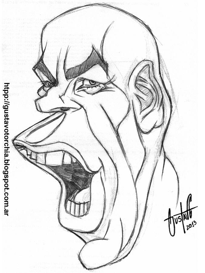 Boceto que hice en lápiz de Zinedine Zidane