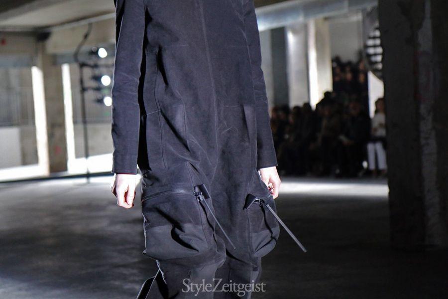 Rick Owens F/W16 – Paris | StyleZeitgeist Magazine