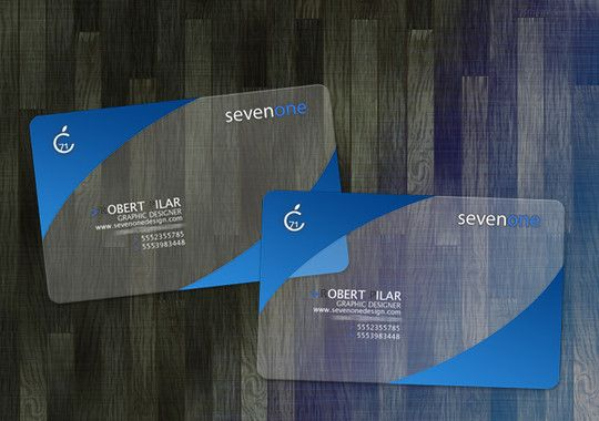 40 Creative Examples Of Transparent Business Cards Plastic Business Cards Design Transparent Business Cards Clear Business Cards