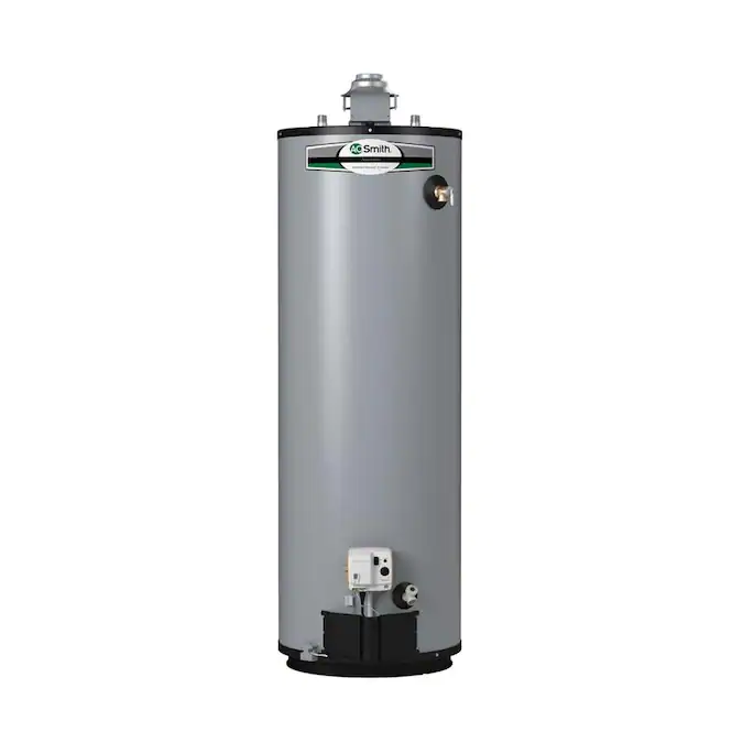 A O Smith Signature Premier 50 Gallon Tall 12 Year Limited 40000 Btu Natural Gas Water Heater Lowes Com In 2020 Gas Water Heater Natural Gas Water Heater Water Heater