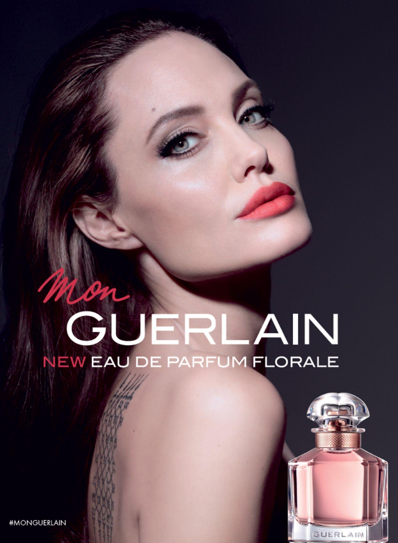 Джоли Angelina Jolie GuerlainPerfume 2019 В ГАнджелина 4ARj3L5q