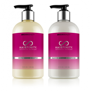 Hairfinity Haircare Starter Package