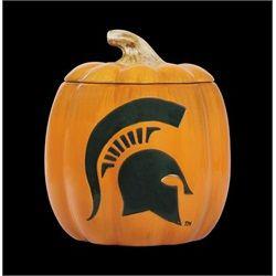 MSU Halloween cookie jar :)