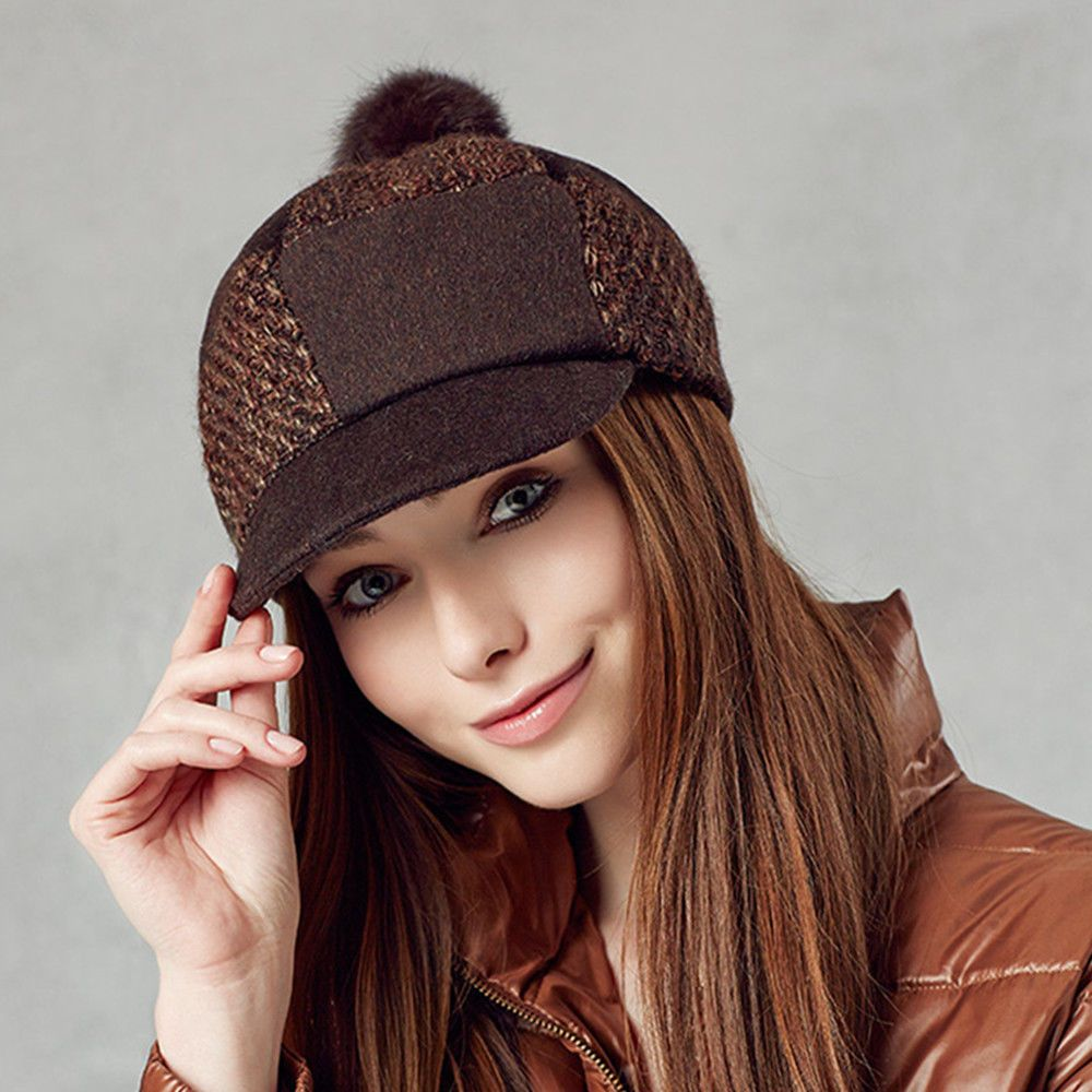 Free Shipping Kenmont Winter Autumn Outdoor Women Lady Beanies Warm Woolen  #Unbranded #Casual #Universal