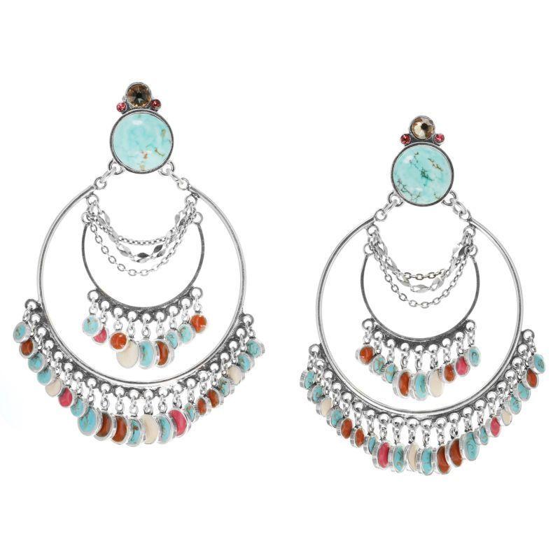 Shaggi Earrings by Franck Herval   Fashion Earrings Selection ...