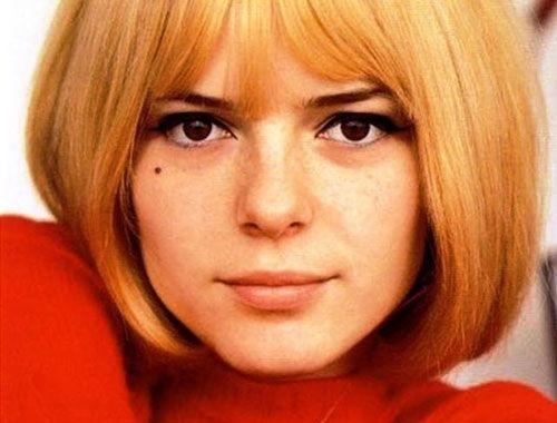 6 idées de coiffure années 60 les années 60 France