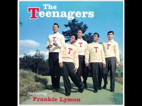 Frankie Lymon and The Teenagers - The ABC's Of Love / Share - Gee 1022 -...