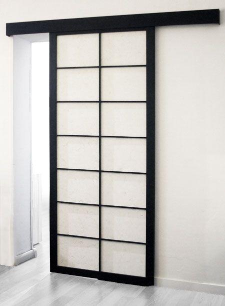 Ante Scorrevoli In Plexiglass.Porta Normale Manifattura Giapponese Porta De Correr Estilo