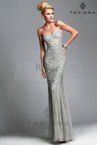 Faviana Prom Spring 2015 - Style S7452