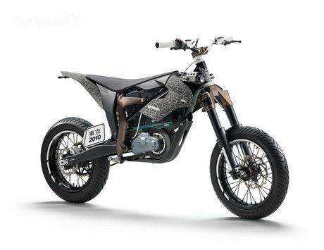 2011 Ktm Freeride Top Speed Ktm Electric Motorcycle Electric Bike